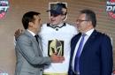 Parade of forwards at top of NHL draft