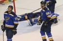 Blues trade Reaves, Lehtera on busy first day of draft