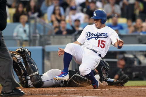 Dodgers' momentum continues in 6-1 win over Rockies