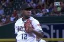 Rubby makes good impression in big-league return