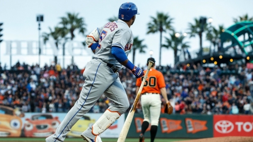 Giants Get Mashed by Mets in Loss