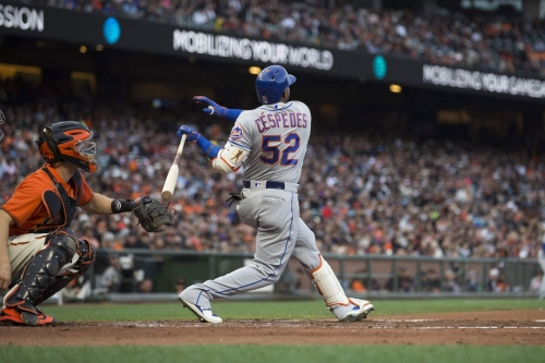 Final Score: Mets 11, Giants 4—Call off the dogs