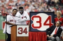 Boston Red Sox's attendance on David Ortiz's No. 34 retirement night is quite coincidental, or is it?