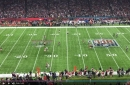 Super Bowl LI stadium footage of the Patriots game-winning overtime drive is worth your next 6 minutes