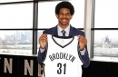 'Rare when you get your guy': Nets thrilled with 1st-round pick