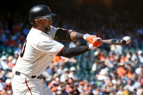 Eduardo Nuñez wants to come back, but he's not a great fit for the Giants