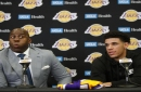 Bill Oram: Magic Johnson taking Lonzo Ball under his wing the way Jerry Buss did with him