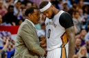 Alvin Gentry confirms a point center role for DeMarcus Cousins next season
