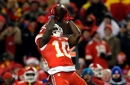 Chiefs say Tyreek Hill will play more but how much more?