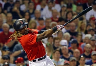 Red Sox Power-Up On Halos, Stay In First, 9-4