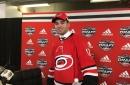 Carolina Hurricanes Select Morgan Geekie and Stelio Mattheos in the Third Round of the 2017 NHL Draft