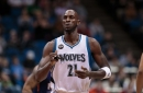Sixers News: Why is Kevin Garnett hanging around Philadelphia's practice facility?