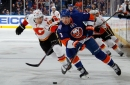 NHL Draft 2017: New York Islanders trade Travis Hamonic to Calgary Flames