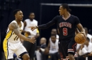 Report: Pacers a potential suitor for Rajon Rondo if waived by Bulls