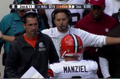 Kyle Shanahan's awesome trick play