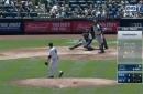 WATCH: Carlos Gomez hits 2-run home run in 4th inning vs. New York