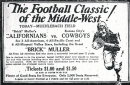 Kansas State athletics, Interlude One: Wildcats in the NFL before 1925