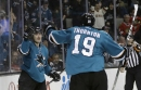 Sharks' Thornton, Marleau appear to be entering uncharted waters