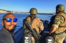 Boris Diaw spent a week with French Commandos because of course he did.