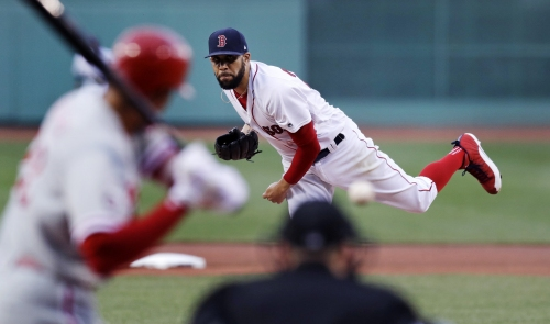Boston Red Sox lineup: David Price set to start, Christian Vazquez in at catcher vs. Angels