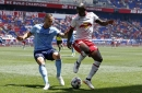 New York Red Bulls fail, fall at home to NYCFC
