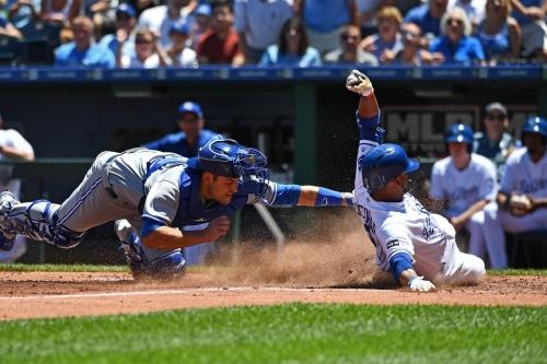 Royals 3, Blue Jays 2: Bad baseball comes back to haunt the Jays again