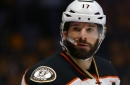 Duck Tales: The Ryan Kesler's Recovery Edition