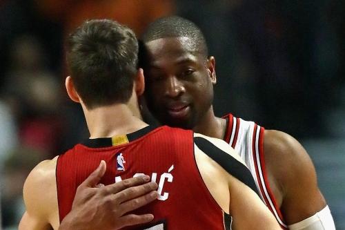 Could Wade seek buyout, return to Heat?