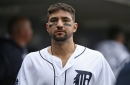Tigers, Padres lineup: Nicholas Castellanos starting at 3rd