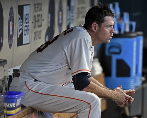 Angels Notes: After opting out, Doug Fister gets his shot at Angels