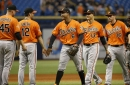 Dylan Bundy pitches Orioles to 8-3 win over Rays, ending 5-run streak at 20.