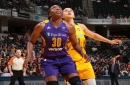 Ogwumike, Sparks spoil Fever's Catchings night 84-73 The Associated Press