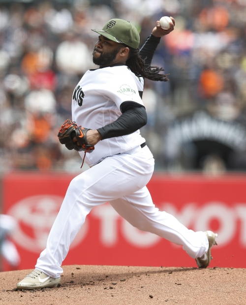 Giants waste another Johnny Cueto gem, suffer 50th loss in just 77th game