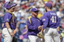 LSU and Florida take pitching questions into College World Series finals