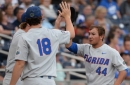 Gators heading to CWS championship against LSU