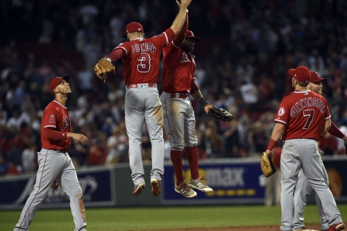 J.C Ramirez shows resiliency & Angels strike back in Fenway with 6-3 win over Red Sox