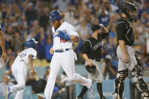 Rockies offense is absent in 4-0 loss to Dodgers