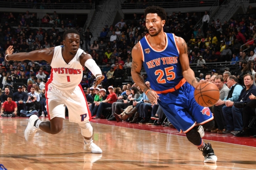 Derrick Rose wants to be a Knick but voice from the past is calling