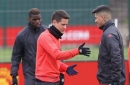 Manchester United star Ander Herrera gives Marcos Rojo injury update