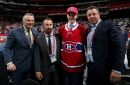 Grading the Montreal Canadiens' 2017 NHL Expansion & Entry Drafts