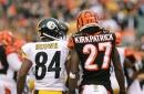 Antonio Brown puts Steelers/Bengals rivalry aside to help Dre Kirkpatrick's football camp