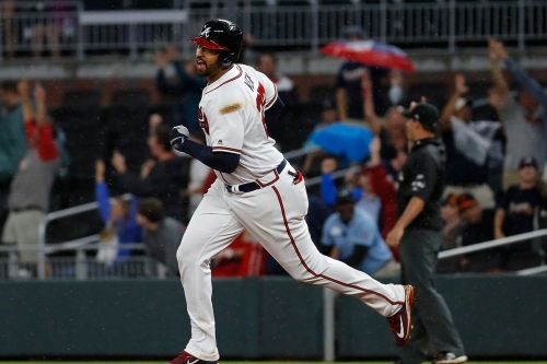Matt Kemp injury: Braves outfielder sits again on Sunday