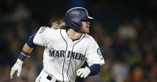 Ben Gamel, Danny Valencia to miss Sunday's game with injuries