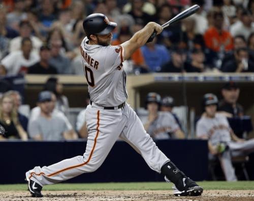Giants notes: Madison Bumgarner begins swinging a bat again