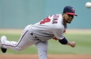 Twins complete sweep with shutout of Indians