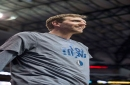 Reports: Mavericks to decline Dirk Nowitzki's $25 million option, sign new deal