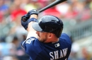 Julio Teheran's home struggles continue as Braves lose to Brewers
