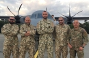 Marcin Gortat travels to Iraq to meet Polish military and special forces