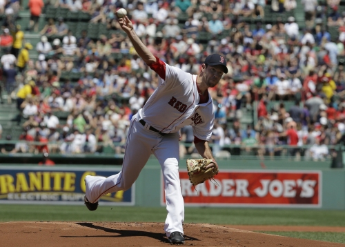 Doug Fister impresses in Boston Red Sox debut, will remain in the rotation for at least one more start