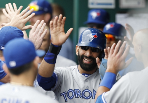 Jose Bautista busts all the moves Jays need against Royals: DiManno